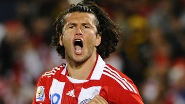 European Football - Olympiacos complete swoop for Paraguay's Haedo Valdez