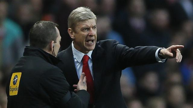 Football - Wenger: We're no shrinking violets