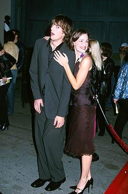 Premiere: Ashton Kutcher and Jennifer Garner at the Los Angeles premiere of 20th Century Fox's Dude, Where's My Car? - 12/10/2000