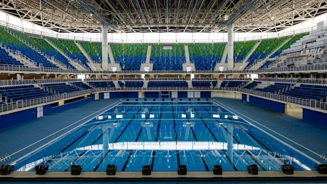 Seven Russian swimmers hit with Olympics ban