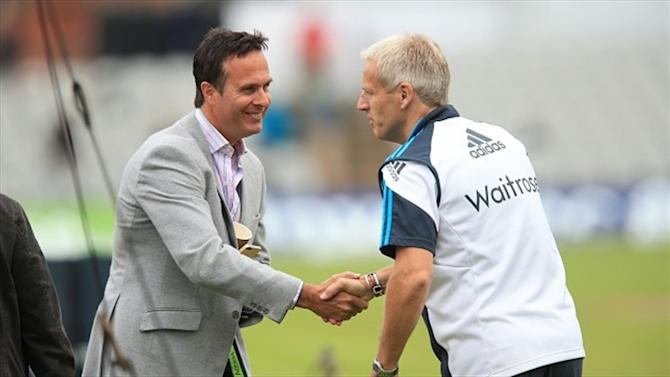 Cricket - Vaughan: Save our World Cup hopes and sack Cook