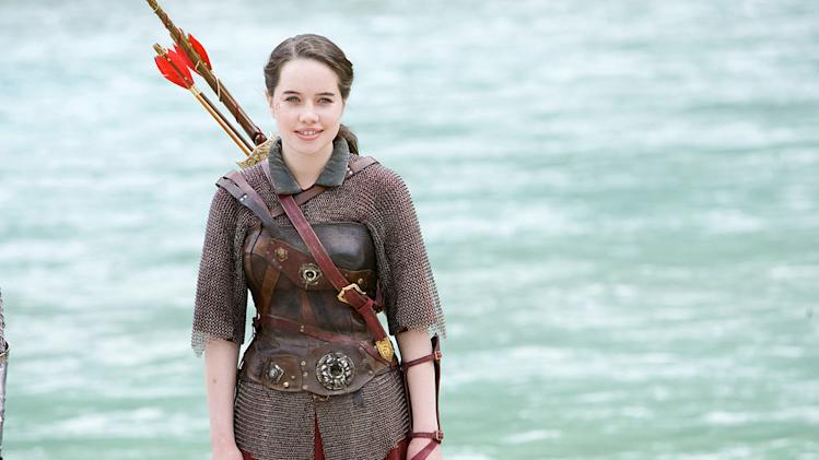 The Chronicles of Narnia Prince Caspian Stills Walt Disney Pictures 2008 Anna Popplewell