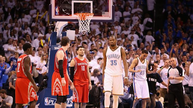 Houston Rockets v Oklahoma City Thunder - Game Two