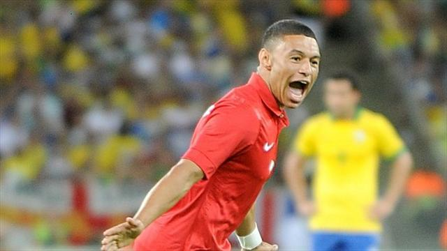 International friendlies - Ox not shocked as Dad misses magic moment