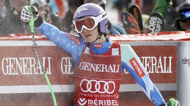 Alpine Skiing - Maze claims overall title with Méribel SC victory