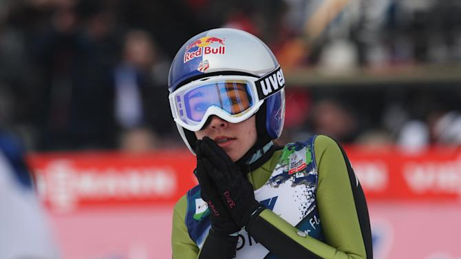 FIS Women's Ski Jumping - Day 1