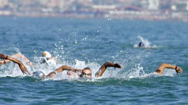 Swimming - Burnell top Brit at Portuguese Open Water Nationals