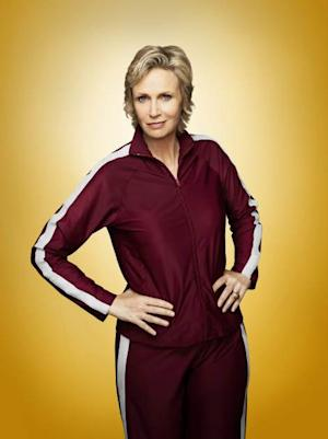 Jane Lynch as Sue Sylvester in 'Glee' -- FOX