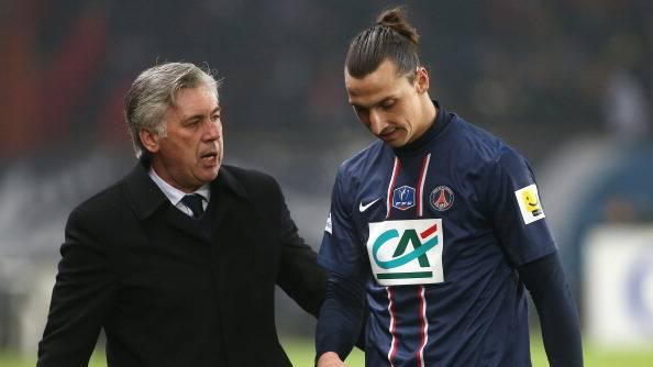 Reports: AC Milan President Berlusconi wants Ancelotti and Ibrahimovic back next season