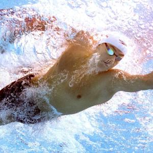 James Guy of Britain Wins 200 Freestyle at Swim Worlds