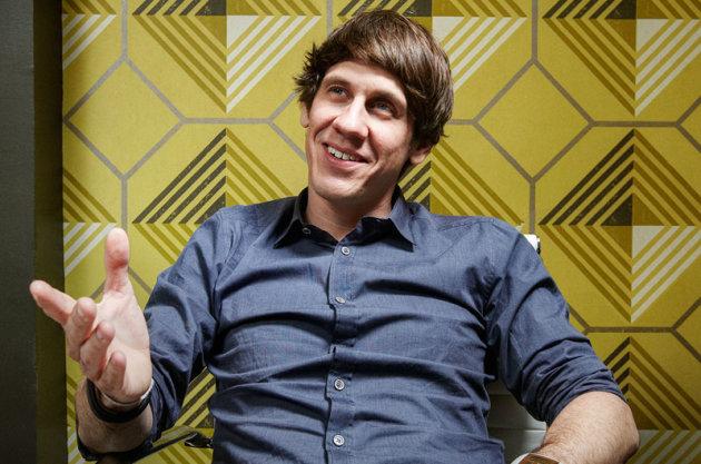 Dennis Crowley, CEO, Foursquare