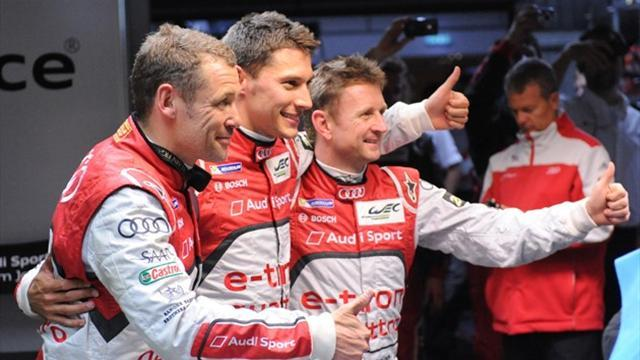 Le Mans 24 Hours - Safety car leads most of Le Mans first hour