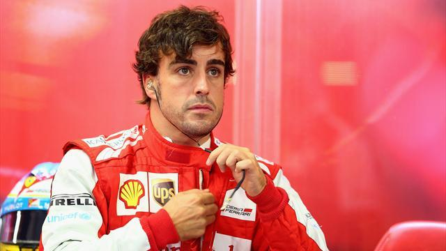 Formula 1 - Alonso passed fit after big impact