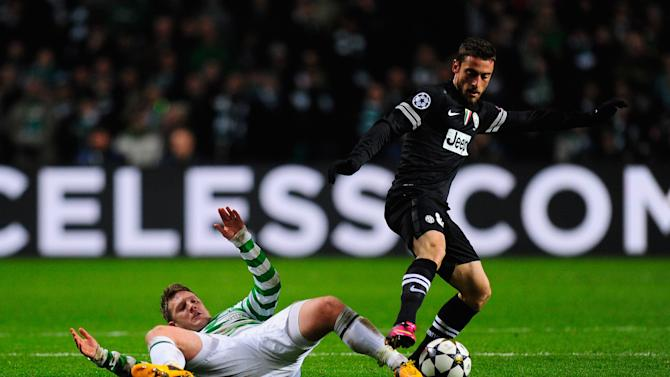 Celtic v Juventus - UEFA Champions League Round of 16