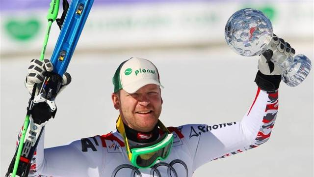 Alpine Skiing - Kroell returns to training