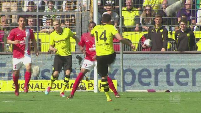 Dortmund seal Champions League spot