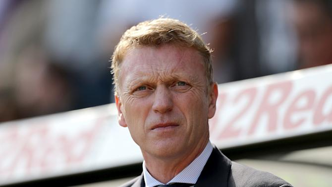 David Moyes has set his sights on Champions League qualification
