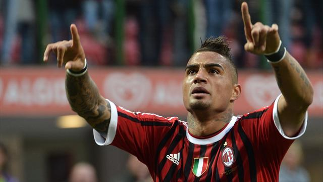 Serie A - Milan's Boateng to join FIFA discrimination task force