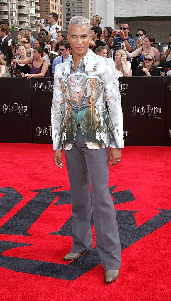 Jay Manuel Harry Potter Pr