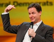 "Clegg: ""PCC elections not my policy"""