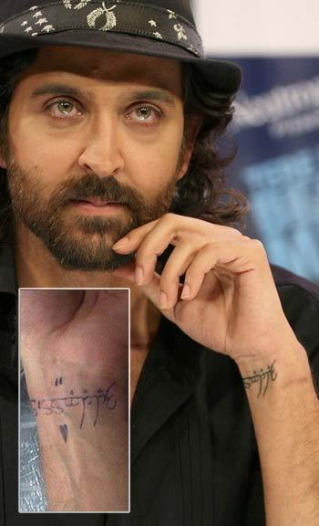 Bollywood Celebs Who Flaunt their Love Affair with Tattoos