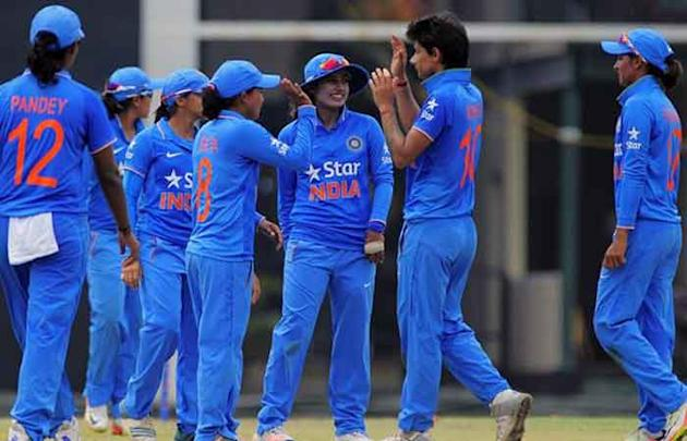 India thrash Pakistan to enter ICC Women's World Cup Qualifier final