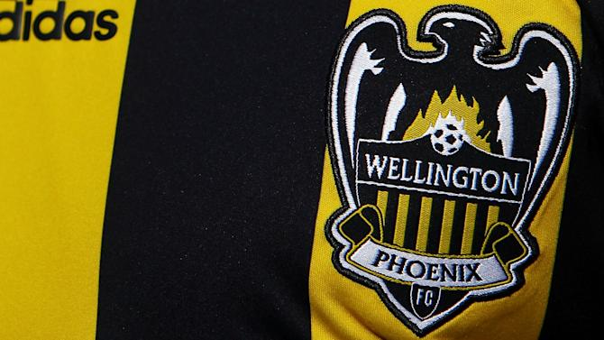 Wellington Phoenix sign striker on loan