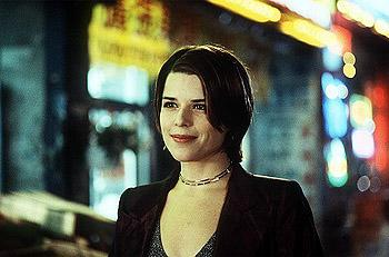 Neve Campbell as Amy Sheppard in Warner Brothers' Three To Tango