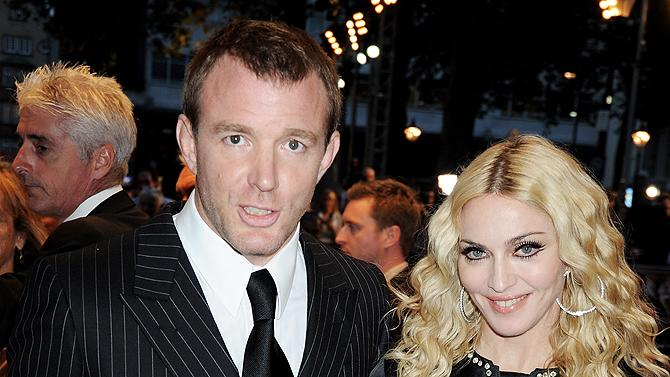 Guy Ritchie, Madonna