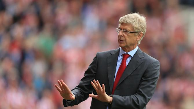 Arsenal manager Arsene Wenger knows his side will be tested against Manchester City next week