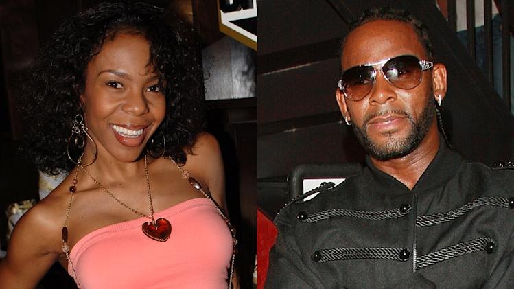 Andrea Kelly and R. Kelly