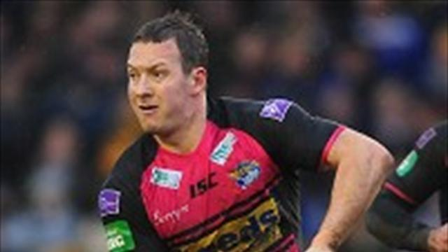 Rugby League - McGuire grateful for home advantage