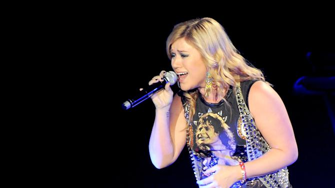 """Stronger (What Doesn't Kill You)"" - Kelly Clarkson"