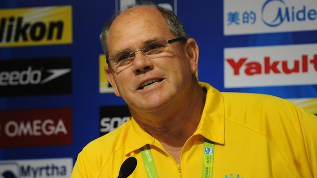Swimming - Nugent quits as head coach of Australia's swimming team