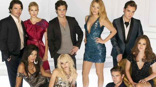 The cast of The CW's 'Gossip Girl' -- The CW