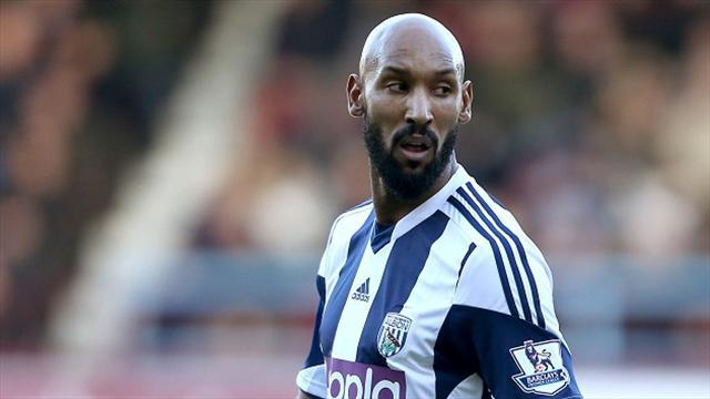 Premier League - Anelka hit with five-match ban for 'quenelle' gesture