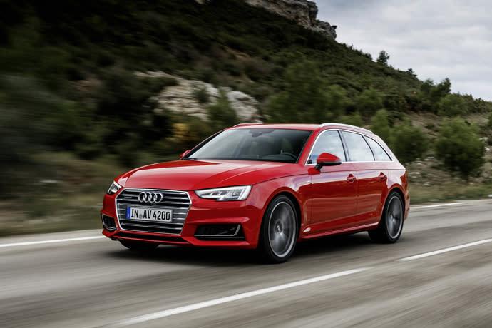 撼動感官 The New Audi A4 / A4 Avant 發表會