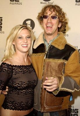 Andy Dick and galpal Lucy Walsh VH-1 Big in 2002 Awards - 12/4/2002