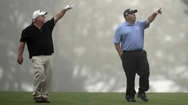 Masters Tournament - Stadler and son set to make Masters history