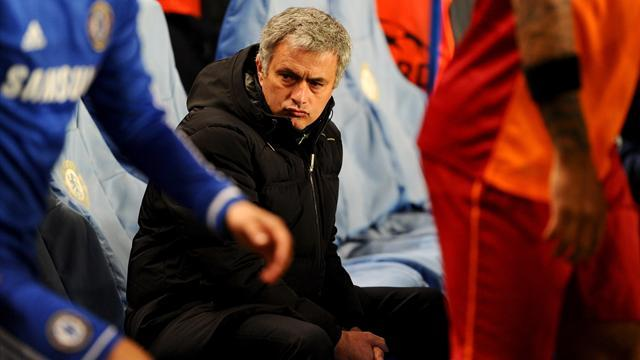 Champions League - Mourinho thrilled by big-time Chelsea