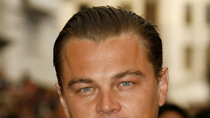 "Leonardo DiCaprio, nominee Best Actor in a Leading Role for ""Blood Diamond"" at The 79th Annual Academy Awards."