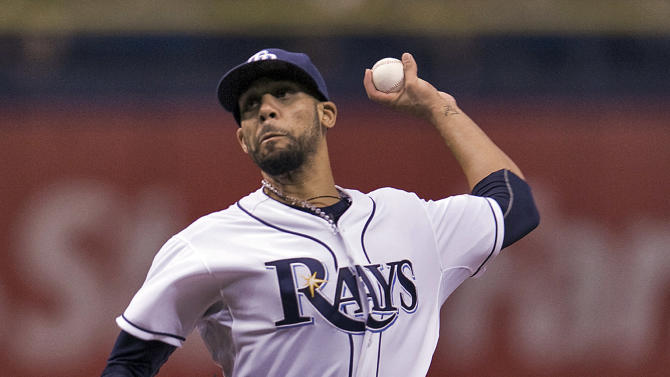 Loney keys Rays' 5-4 win over Rangers