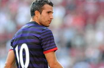 Van Persie: The little boy inside me screamed 'Manchester United!'