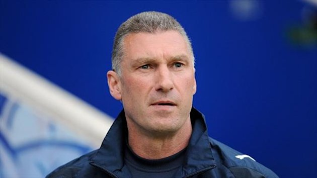 Nigel Pearson felt his side made their own problems against Brighton