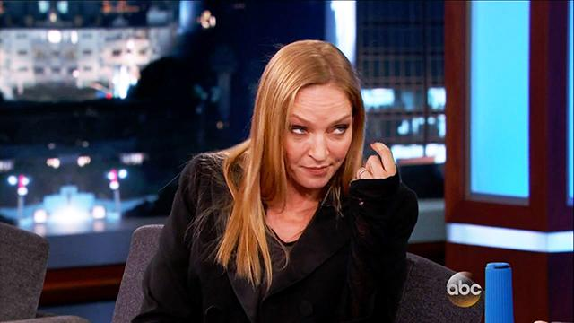 Uma Thurman's Near 'Pulp Fiction' Miss