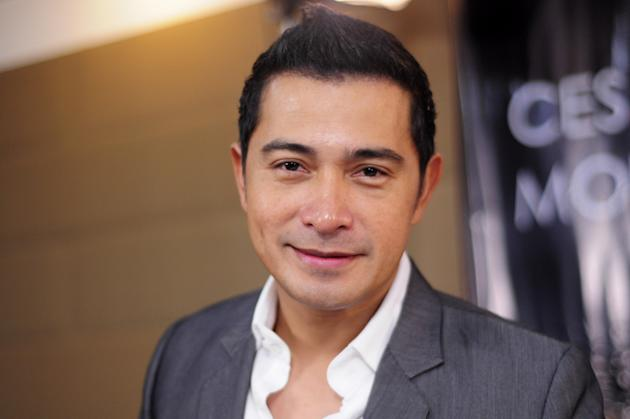Cesar Montano:  Sandra Seifert is a church mate, that's all (NPPA Images)