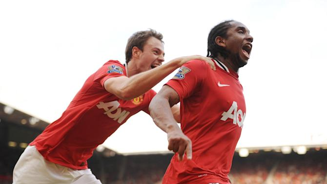 Premier League - Anderson finally leaves Manchester United