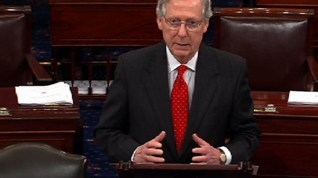 "McConnell: With Boston bombings, pre-9/11 ""complacency"" has returned"