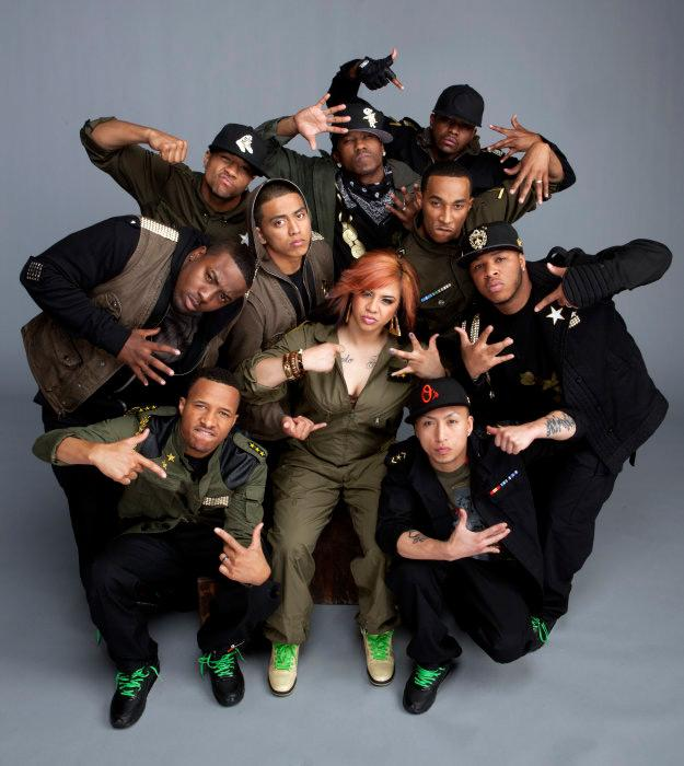 "Street Kingdom compete on Season 6 of ""America's Best Dance Crew."""
