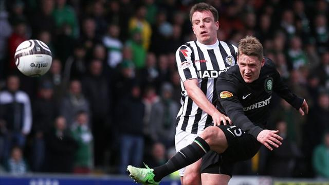 Football - Double St Mirren boost for Lennon